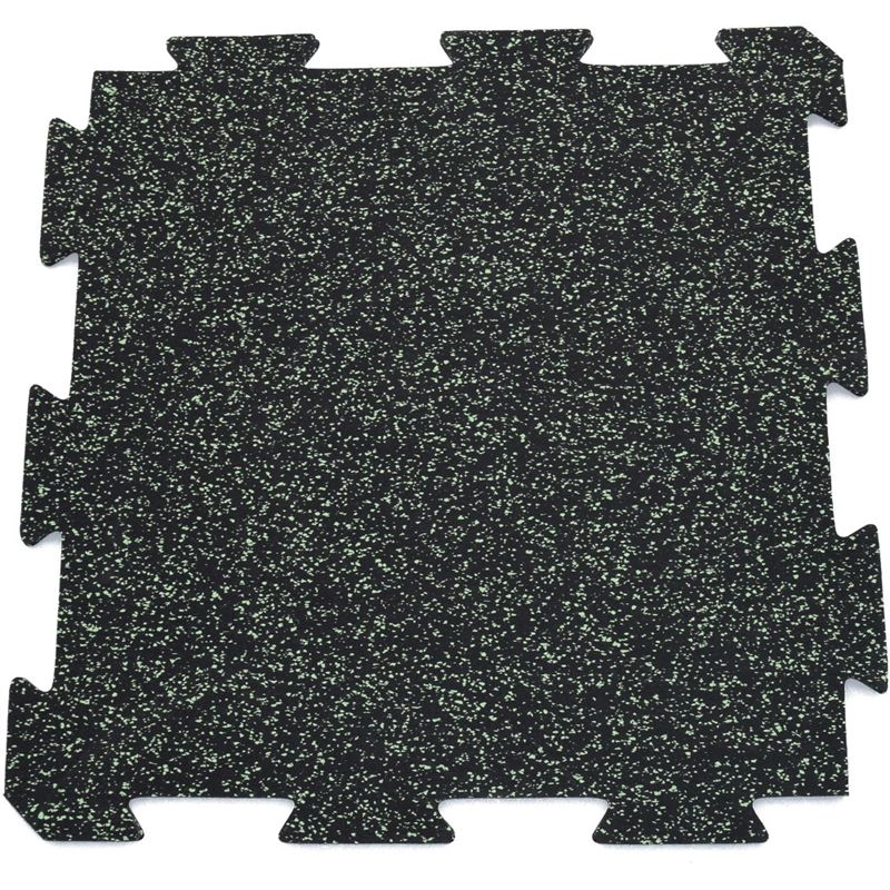 Bladerunner Everroll Classic Interlocking Tiles Black