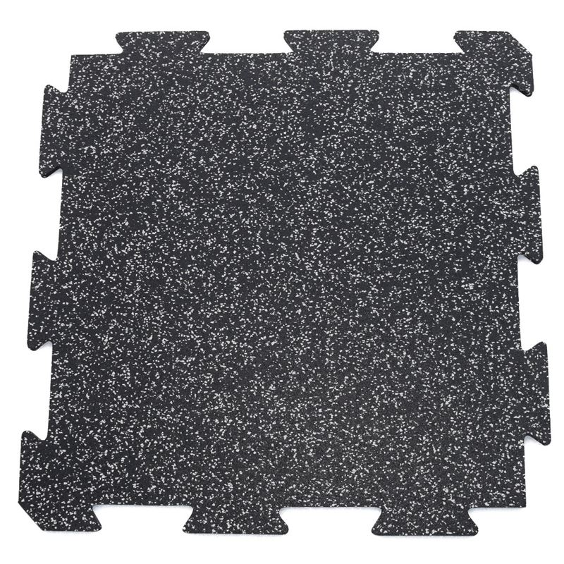 Bladerunner Everroll Classic Interlocking Tiles Black Grey