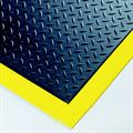Fatigue Checker Black Yellow Matting System