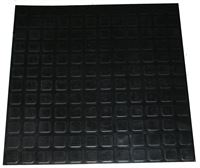 Q30 Black Rubber tiles