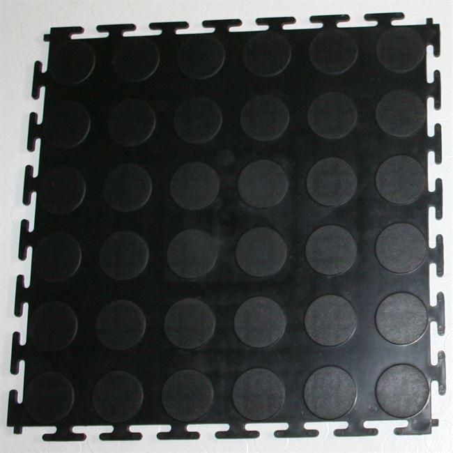 Plastiflor light duty black