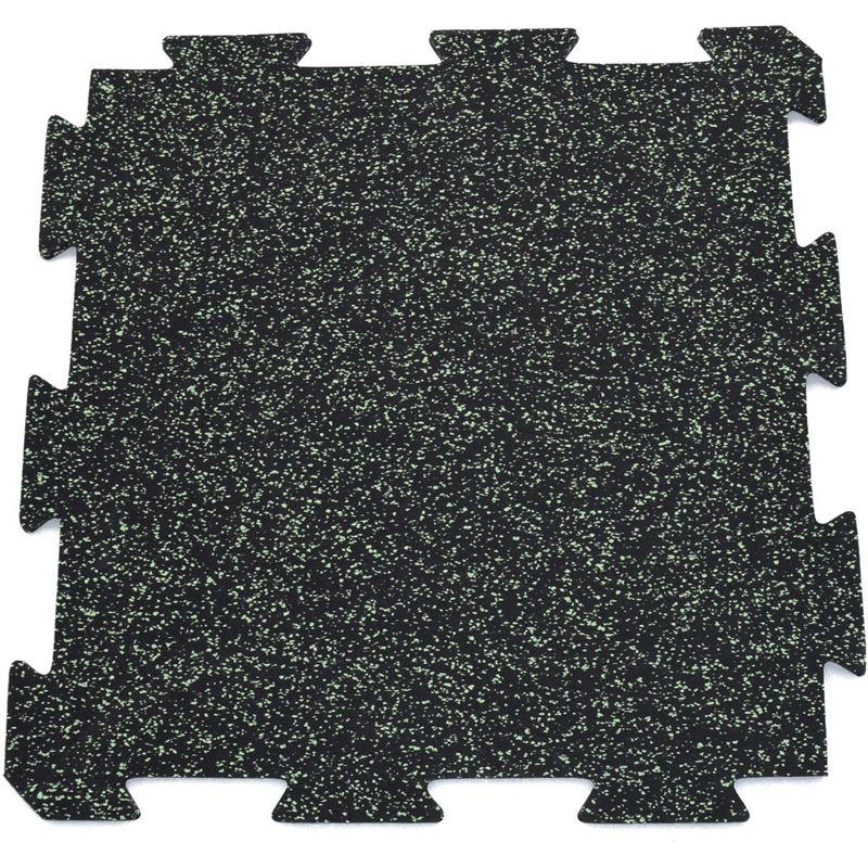 Bladerunner Everroll Classic Interlocking Tiles Black