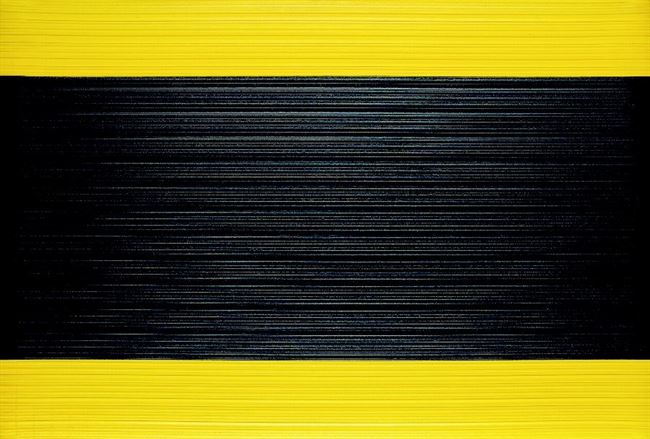 Soft Foot Standard Rib-Black_Yellow