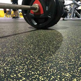 Bladerunner Everroll Classic Rubber Gym Flooring